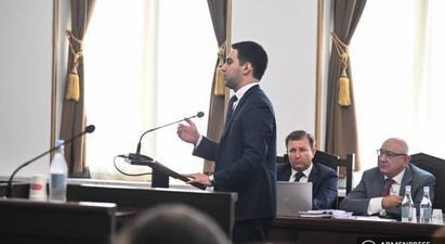 Ժողովուրդը իր կամքը արտահայտել է, կատարել է ընտրություն. Ռուստամ Բադասյանի եզրափակիչ ելույթ |armenpress.am|