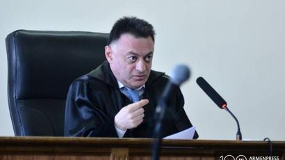 ԲԴԽ-ն քննում է դատավոր Դավիթ Գրիգորյանին կարգապահական պատասխանատվության ենթարկելու հարցը |armenpress.am|
