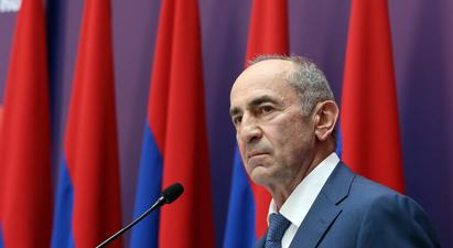 Armenia must show will to protect its territorial integrity and the dignity of the people. Robert Kocharyan