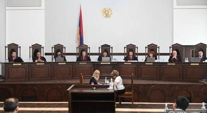 ՍԴ-ն ժամը 21։00-ին կհրապարակի ընտրությունների արդյունքների վիճարկման հարցի վերաբերյալ որոշումը