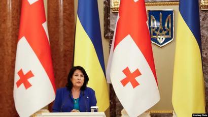 Հուլիսի 19-ին Բաթումիում հանդիպելու են Եվրամիության, Ուկրաինայի, Մոլդովայի ու Վրաստանի նախագահները |azatutyun.am|