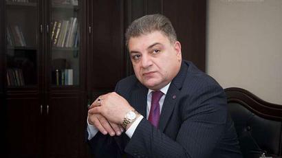 Վահագն Մելիքյանն ազատվել է արտգործնախարարության գլխավոր քարտուղարի պաշտոնից