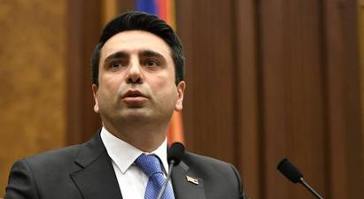 ՔՊ-ի ԱԺ նախագահի թեկնածուն Ալեն Սիմոնյանն է. հայտնի են նաև տեղակալների թեկնածուների անունները |armenpress.am|