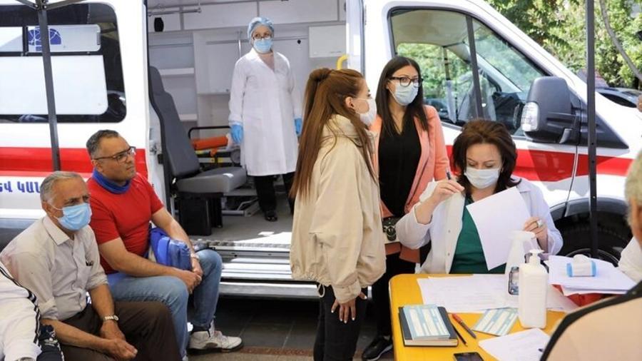 Օտարերկրյա քաղաքացիներին անվճար պատվաստանյութ տրամադրելը կնպաստի առողջապահական տուրիզմի զարգացմանը, քաղաքացիները պետք է ավելի քան 10 օր գտնվեն Հայաստանում