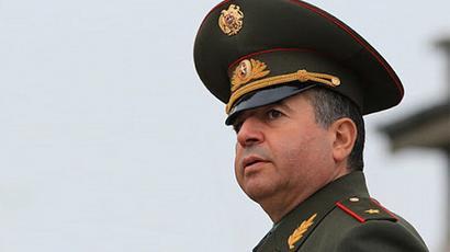Arshak Karapetyan appointed First Deputy Minister of Defense of Armenia