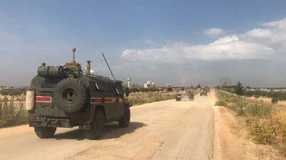 Թուրքիային ենթարկվող զինված խմբավորումները գնդակոծել են Հալեպի հումանիտար միջանցքը |tert.am|