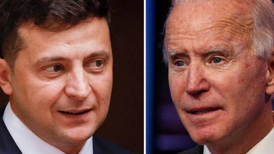 Ուկրաինայի նախագահը Վաշինգտոնում կհանդիպի Ջո Բայդենի հետ |armenpress.am|