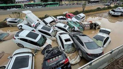 Չինաստանում ջրհեղեղ է. զոհվել է 25 մարդ  hetq.am 