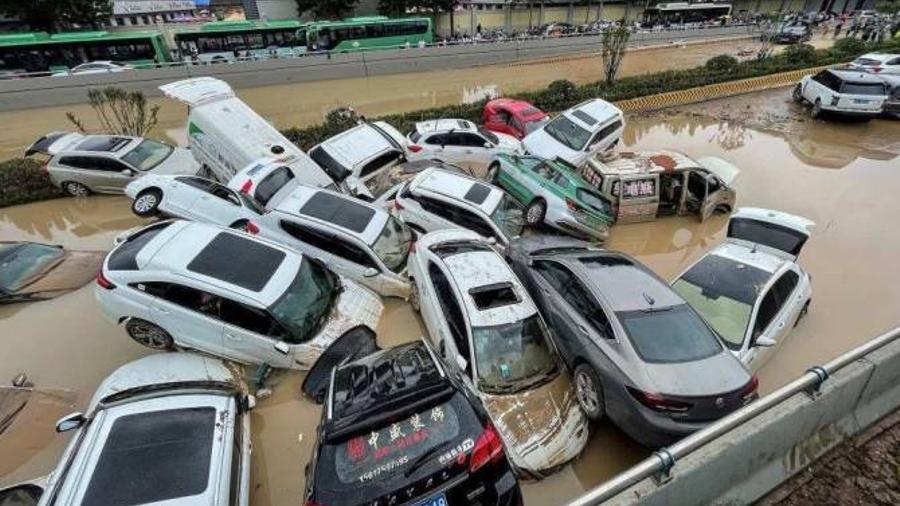 Չինաստանում ջրհեղեղ է. զոհվել է 25 մարդ |hetq.am|