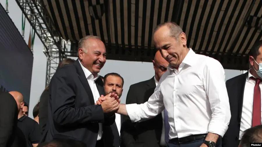 Արմեն Չարչյանի խափանման միջոց կալանավորումը փոխարինվեց գրավով  azatutyun.am 