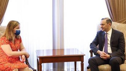 ՀՀ ԱԳՆ ղեկավարը և ԵԽ պատգամավորը վերահաստատել են առանց նախապայմանների գերիների անհապաղ վերադարձի անհրաժեշտությունը