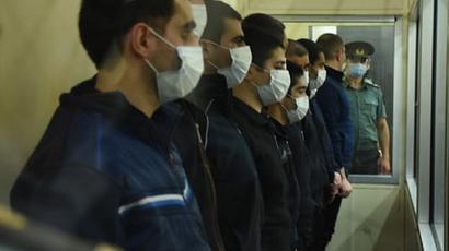 Ադրբեջանում դատախազը 7 տարի ազատազրկում է պահանջել հայ ռազմագերիների համար |tert.am|