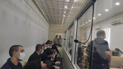 Ադրբեջանում 13 հայ ռազմագերի դատապարտվել է 6 տարվա ազատազրկման |tert.am|