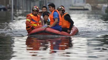 Չինաստանի Հենանում հեղեղումների զոհերի թիվը հասել Է 33-ի |armenpress.am|