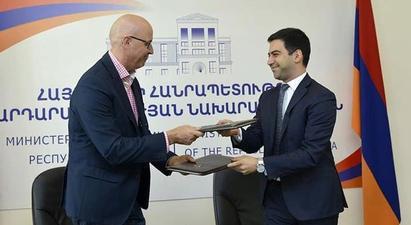 Արդարադատության նախարարության և Հայաստանում ֆրանսիական համալսարանի միջև կնքվել է փոխըմբռնման հուշագիր