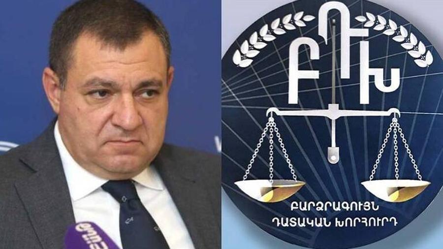 Ռուբեն Վարդազարյանը դատի է տվել Բարձրագույն դատական խորհրդին |armtimes.com|