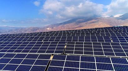 ԱՆԻՖ-ը և «Մասդար»-ը պլանավորում են Հայաստանում ևս մեկ 200 Մվտ հզորությամբ արևային կայանի կառուցման առաջարկ անել |armenpress.am|