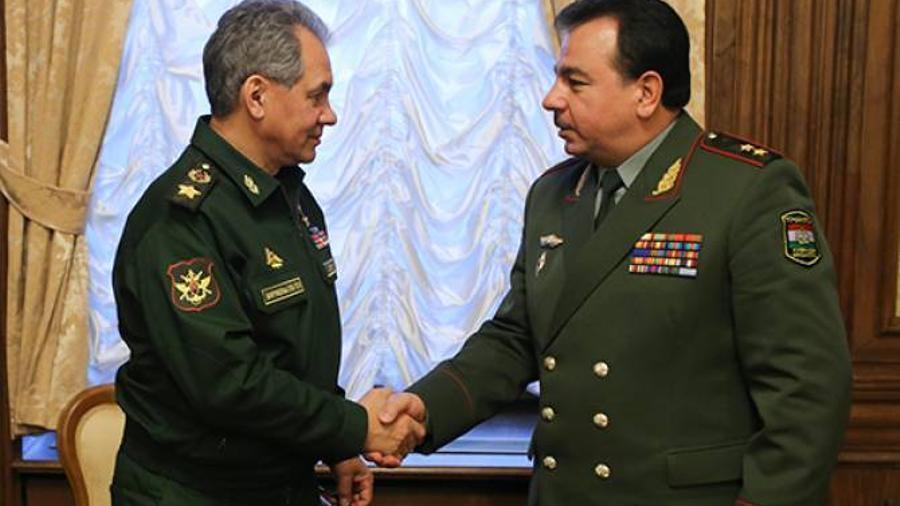 Սերգեյ Շոյգուն և Շերալիզ Միրզոն քննարկել են Աֆղանստանի շուրջ ստեղծված իրավիճակը |armenpress.am|