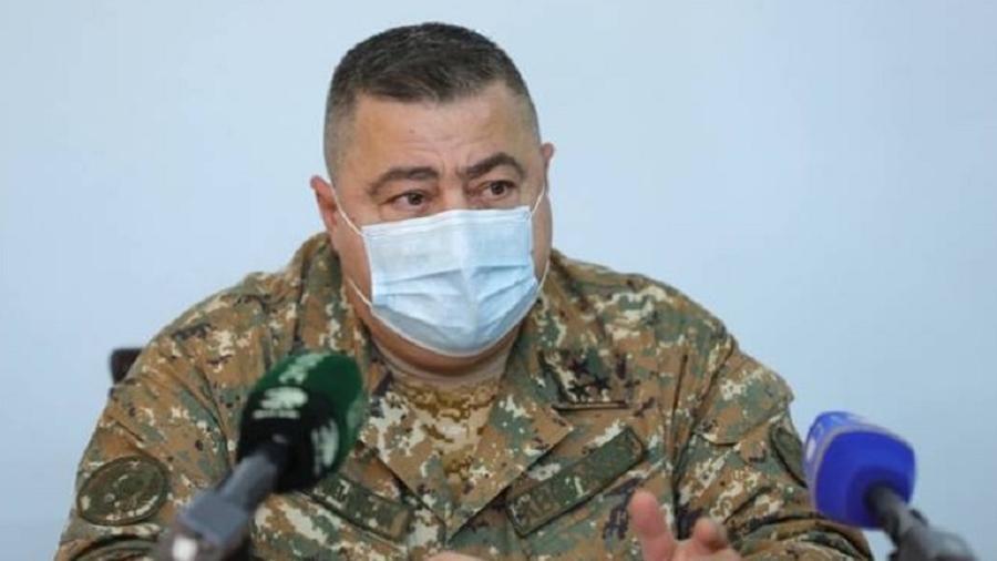 Զինվորներից մեկի վիճակը ծայրահեղ ծանր է. ԶՈՒ ռազմաբժշկական վարչության պետ |1lurer.am|