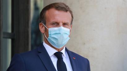 Մակրոնը մեկնաբանել է Ֆրանսիայում կորոնավիրուսի տարածումը կանխելուն ուղղված քայլերի դեմ լայնածավալ ցույցերը |tert.am|