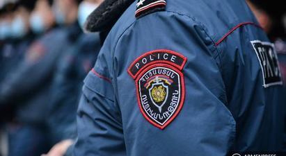 Ոստիկանությունն Արմավիրի մարզում իրականացրել է ուժեղացված ծառայություն