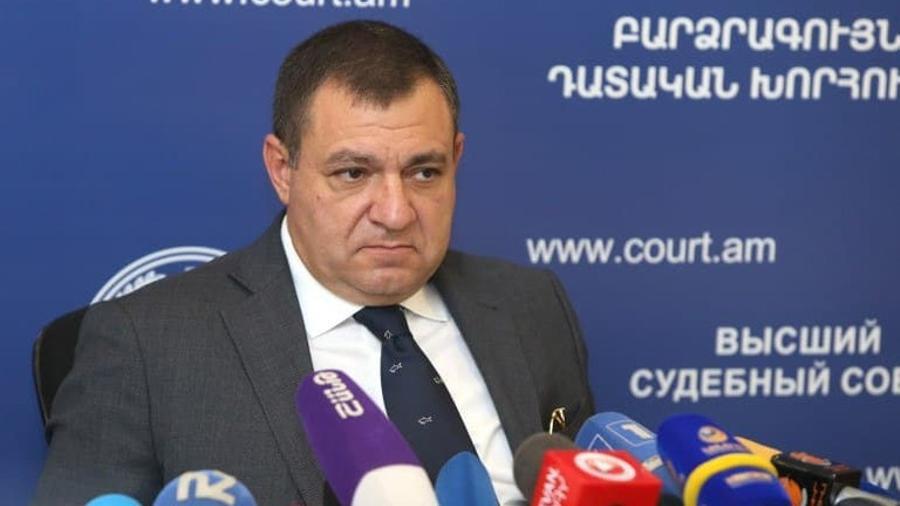 ԲԴԽ-ն մերժեց Ռուբեն Վարդազարյանին կարգապահական պատասխանատվության ենթարկելու՝ Կոռուպցիայի կանխարգելման հանձնաժողովի միջնորդությունը |tert.am|
