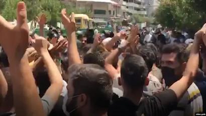 Իրանում բողոքի զանգվածային ակցիաներ են |azatutyun.am|