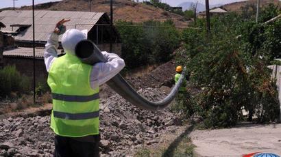 Կհիմնանորոգվի Նորակերտ գյուղի խմելու ջրատարի արտաքին ցանցը |armenpress.am|
