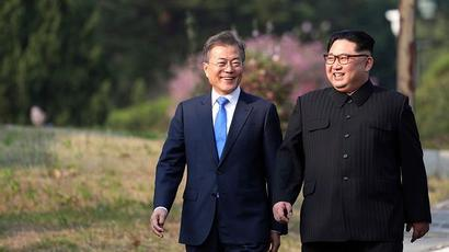 Հյուսիսային և Հարավային Կորեաների առաջնորդները վերականգնել են ուղիղ կապը  hetq.am 