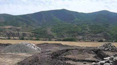 Մեկնարկել են Ասկերանի Իվանյան համայնքի հարակից տարածքում բնակելի տների շինաշխատանքները