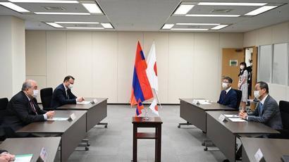 Ճապոնիայի միջուկային կարգավորման գործակալության ղեկավարը պատրաստակամություն է հայտնել համագործակցել Հայաստանի հետ