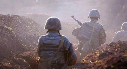 Ժամը 08։30-ի դրությամբ հայկական կողմն ունի երեք զոհ, ևս երկու զինծառայող վիրավոր են․ ՊՆ