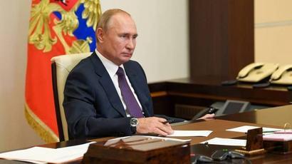 Պուտինը ՌԴ անվտանգության խորհրդի անդամների հետ քննարկել է իրադրությունը հայ-ադրբեջանական սահմանին   |armenpress.am|