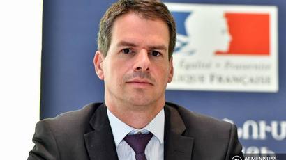 Ֆրանսիայի դեսպանն անդրադարձել է Հայաստանին պաշտպանության ոլորտում աջակցելու հնարավորությանը |armenpress.am|