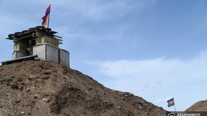 Ադրբեջանի կողմից ՀՀ տարածքային ամբողջականությունը խախտելուն ուղղված գործողությունների դեպքի առթիվ հարուցվել է քրեական գործ