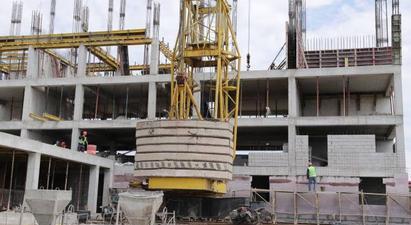 Գյումրիում ընթացքի մեջ են «Հայաստան» հիմնադրամի միջոցներով երկու բազմաբնակարան շենքերի և մանկապարտեզի կառուցման աշխատանքները |armenpress.am|