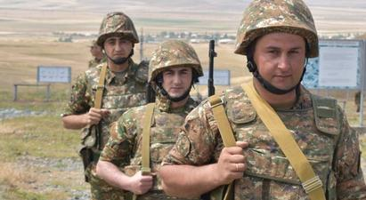 Կրակային պարապմունքին զինծառայողները դրսևորել են բարձր պատրաստվածություն