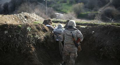 08։40-ին ադրբեջանական ստորաբաժանումները կրակ են բացել հայկական դիրքերի ուղղությամբ, վիրավորվել է 1 զինծառայող․ ՀՀ ՊՆ