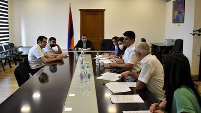 ՀՀ բարձրագույն կրթության երրորդ աստիճանի զարգացման հայեցակարգի նախագիծը կներկայացվի նաև բուհերին