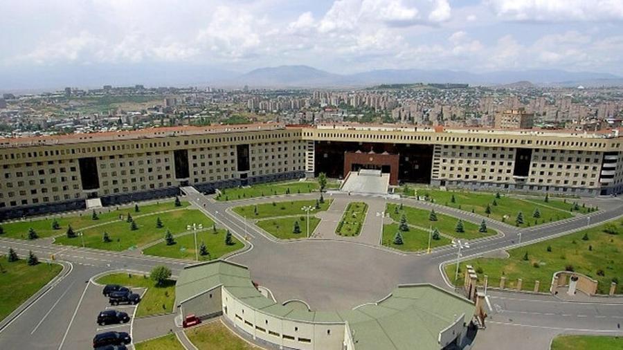 Ադրբեջանական ԶՈՒ-ը, խախտելով կրակի դադարեցման պայմանավորվածությունը, կրակ են բացել հայկական դիրքերի ուղղությամբ, ինչը լռեցվել է. ՀՀ ՊՆ