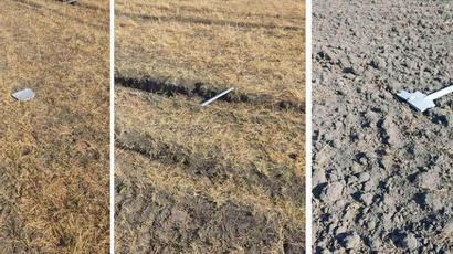 ՀՀ ՀՕՊ ստորաբաժանումները խոցել են ադրբեջանական «Aerostar» տիպի ԱԹՍ․ ՊՆ լուսանկարները է հրապարակել
