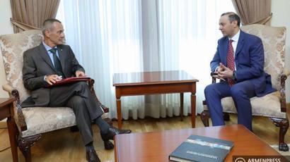 Արմեն Գրիգորյանն անթույլատրելի է համարում Ադրբեջանում հայ ռազմագերիների նկատմամբ հետապնդումը շինծու քրեական գործերով