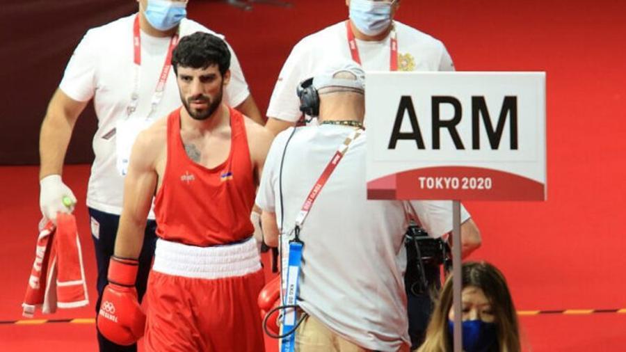 Տոկիո-2020. Բռնցքամարտիկ Հովհաննես Բաչկովը հաղթեց ադրբեջանցի մրցակցին և քառորդ եզրափակչում է   armenpress.am 