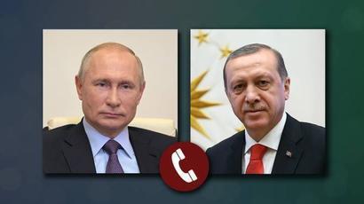 Պուտինն ու Էրդողանը քննարկել են անտառային հրդեհների հետևանքով Թուրքիայում ստեղծված արտակարգ դրությունը   |armenpress.am|