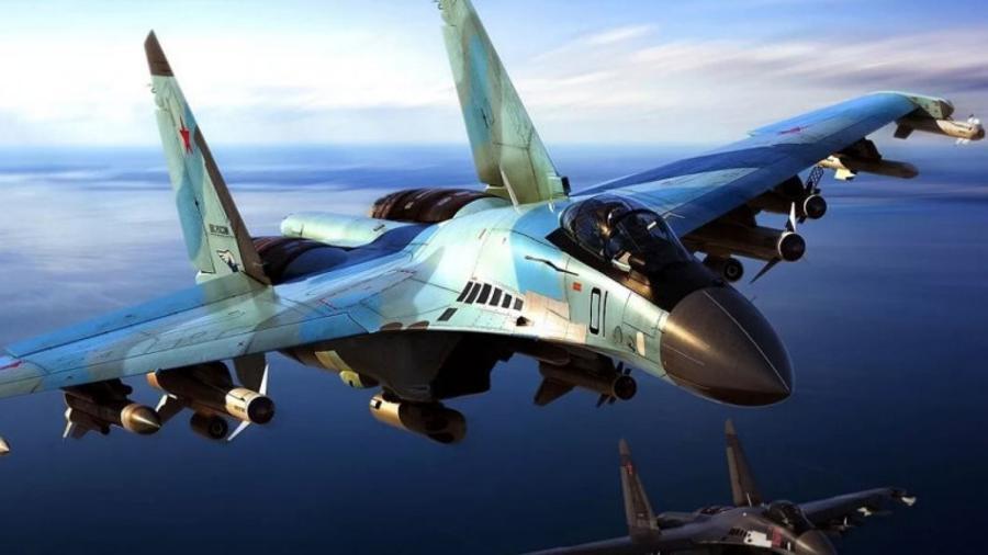ՌԴ-ում Սու-35Ս է կործանվել. ըստ նախնական տվյալների` կործանիչն ընկել է Օխոտի ծովը   tert.am 