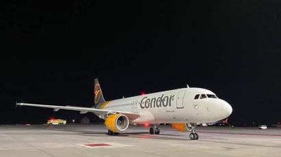 Մեկնարկել են Condor ավիուղիների Ֆրանկֆուրտ-Երևան-Ֆրանկֆուրտ չվերթները