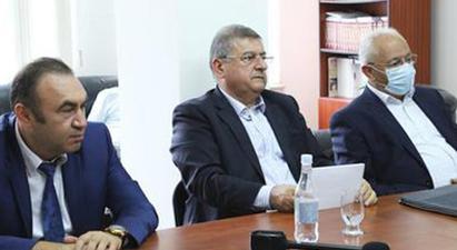 Գագիկ Ջհանգիրյանը շրջայց է կատարել ՀՀ մարզերի ընդհանուր իրավասության դատարաններում