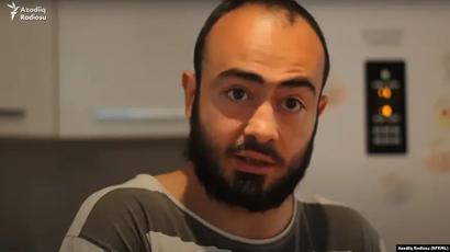 Վրաստանի ոստիկանները ենթադրում են, որ ադրբեջանցի ընդդիմադիր բլոգեր Բակիխանովն անձնասպան է եղել |azatutyun.am|