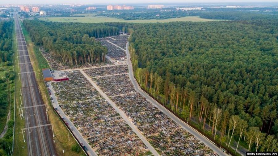 Ռուսաստանում հուլիսին կորոնավիրուսից մահացածների թիվը երկու անգամ գերազանցել է հունիսի ցուցանիշը |azatutyun.am|