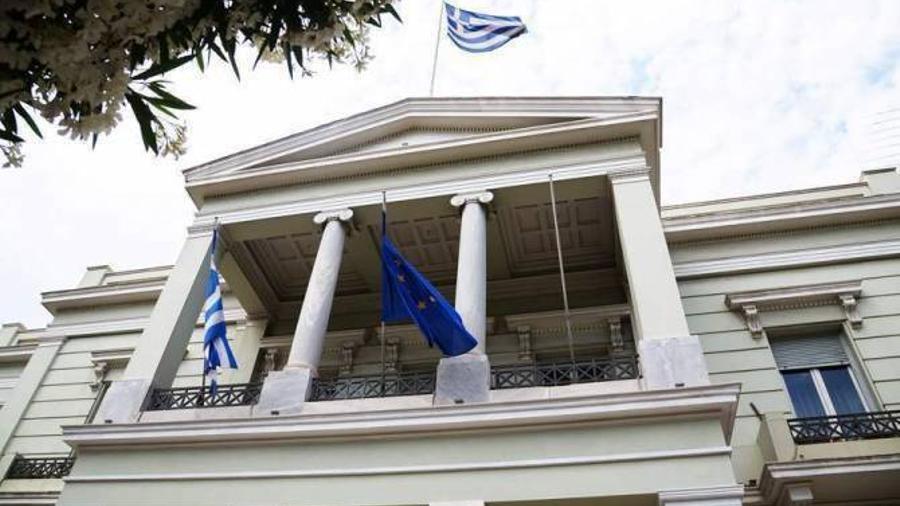 Հունաստանի ԱԳՆ-ն հերքել է Թուրքիայի պնդումները սահմանի հունական կողմից կրակոցների մասին  armenpress.am 